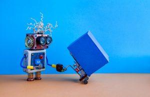 Logistikk robot